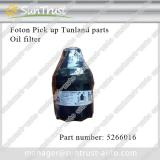 Foton Tunland parts, Oil filter, 5266016