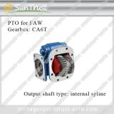 PTO for FAW truck