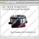 JAC truck spare parts, clutch release bearing, 81CT4846F2-01