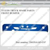 Yuejin truck spare parts, front bumper, 2803NA105-C07