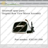 Greatwall spare parts, Rear View Mirror Assembly 8202101-F00 for Greatwall Safe