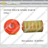 Foton forland spare parts, air filter, K2028