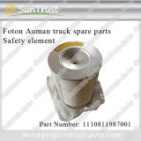 Foton Auman spare parts, Safety element,1110811987001